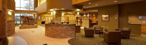 Dells Branch Lobby