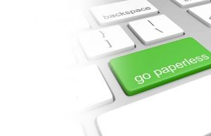 keyboard go paperless